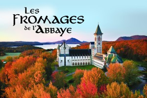 Logo Fromages avec Abbaye